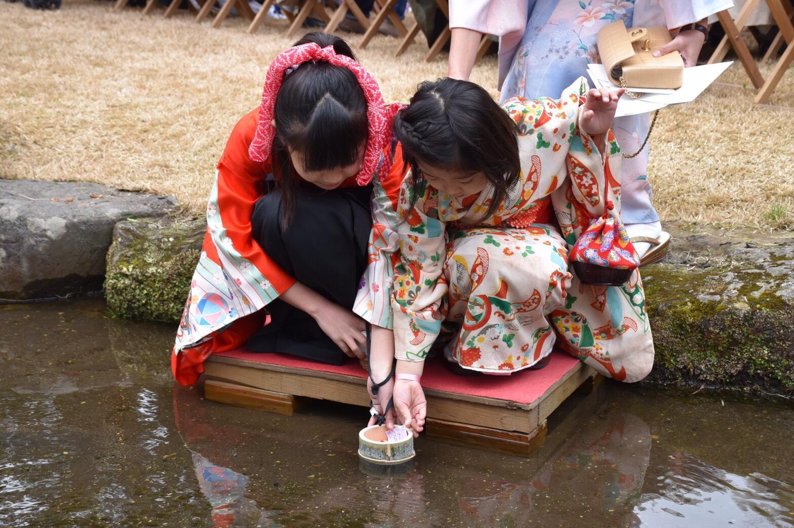 仙巌園にて「薩摩のひなまつり」開催-3