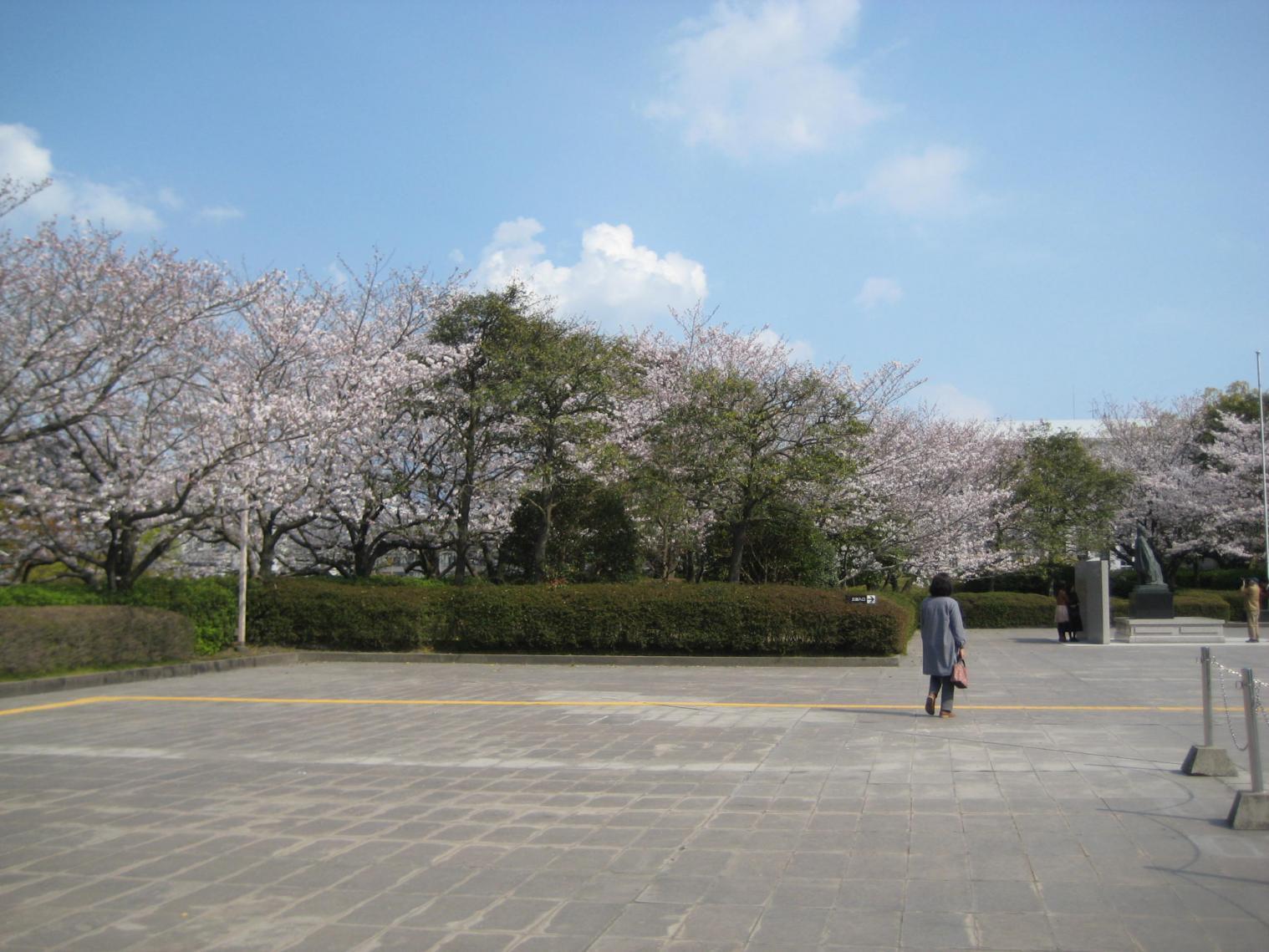 鶴丸城跡-1