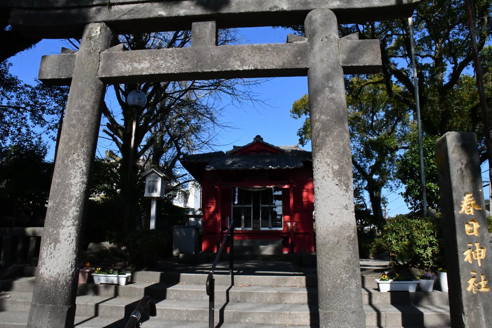 春日神社-1