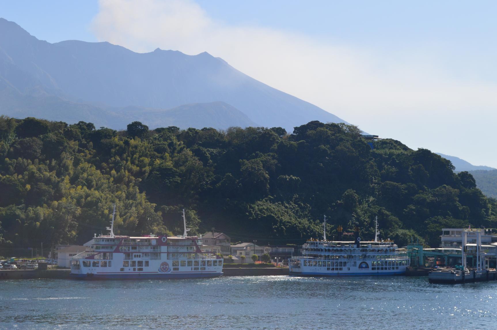 桜島港-1