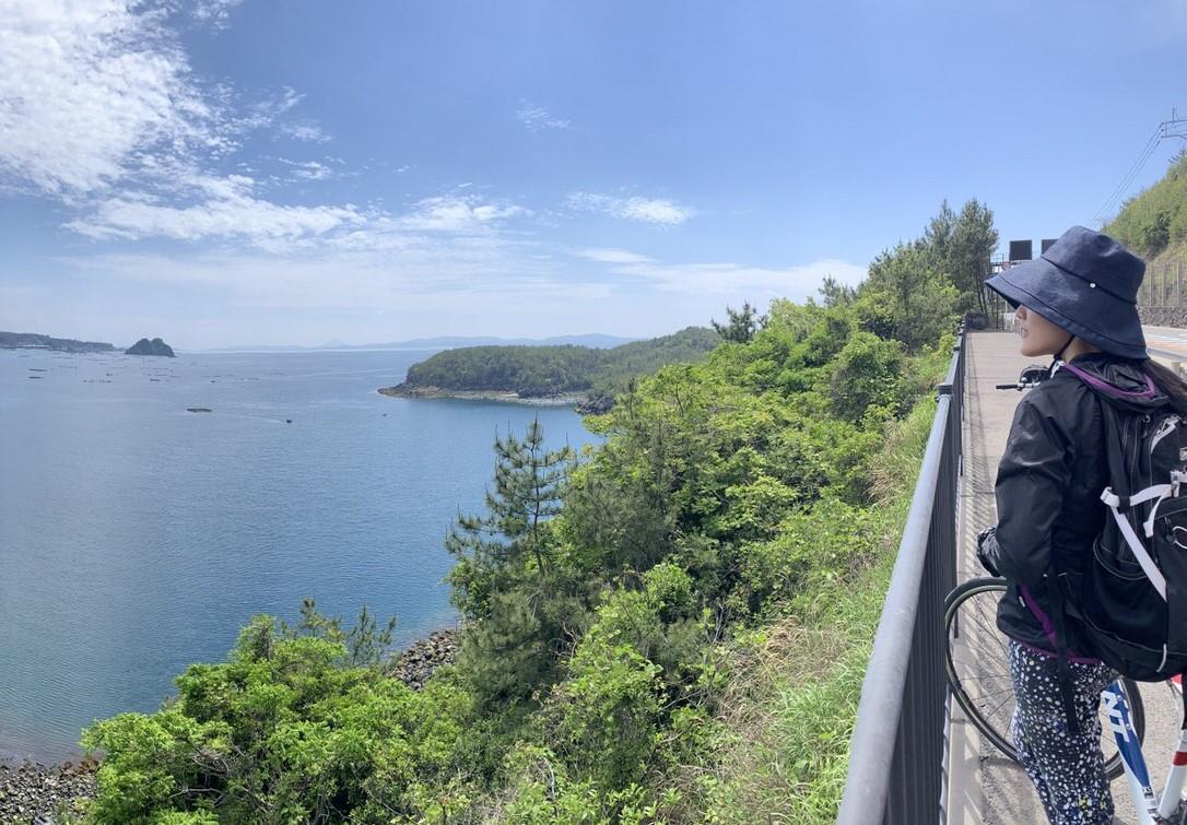 桜島の風景-1
