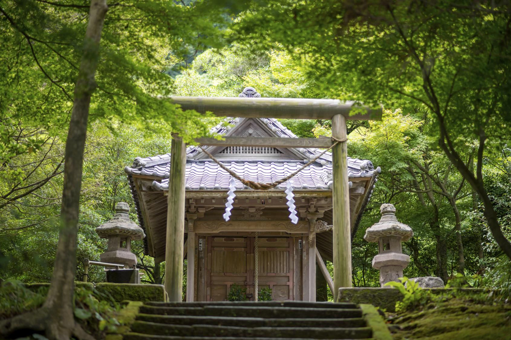 御庭神社-1