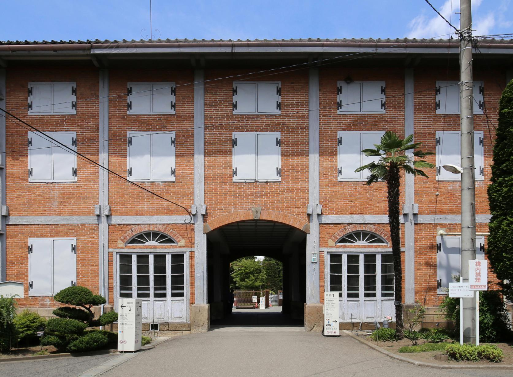 The Tomioka Silk Mill – Largest in the world-0