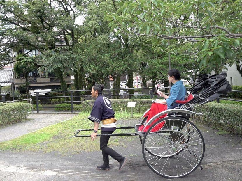 《Virtual Tour Ⅳ》  Explore the city of the Last Samurai-0