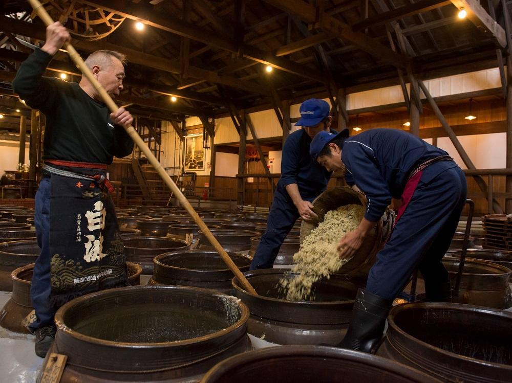 《Virtual Tour Ⅵ》  Shochu Distillery tour @ Meijigura in Kagoshima-0