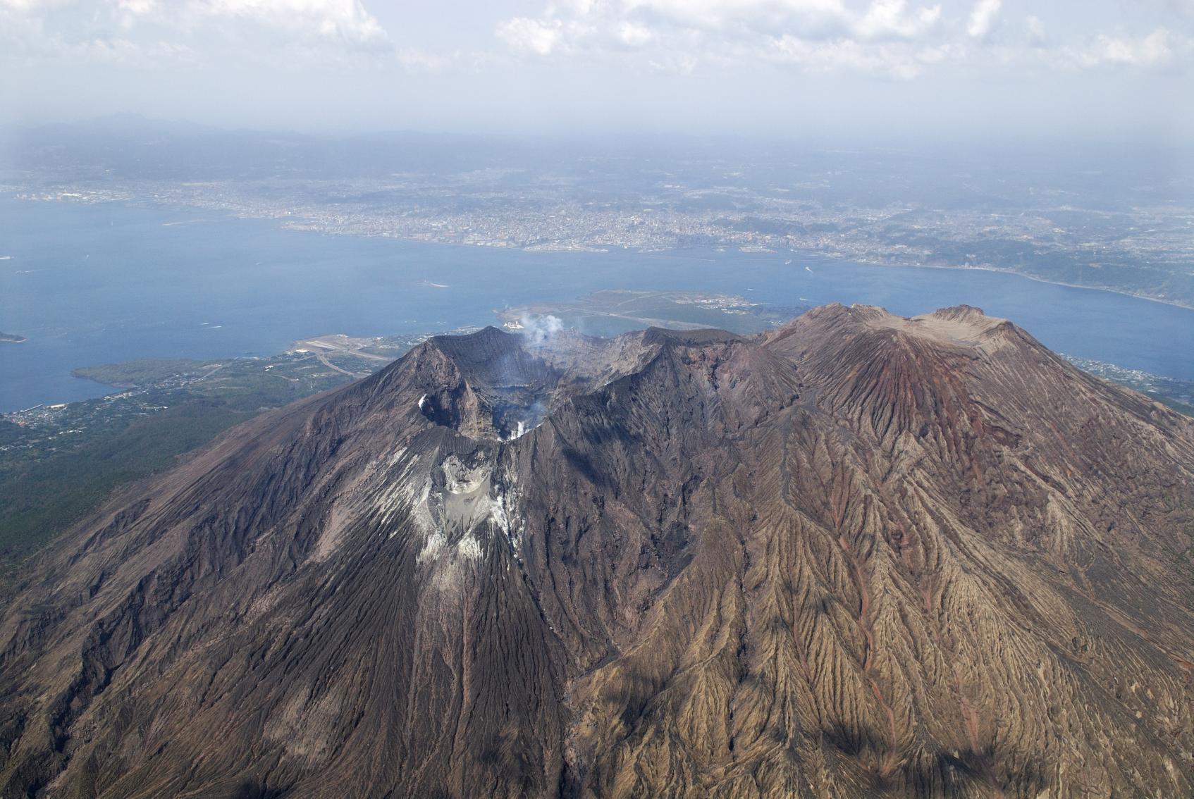 《 Virtual Tour Ⅰ》 Feel Energy and Life on Mt.Sakurajima-0