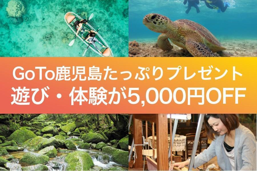 【対象:鹿児島県外居住者】 「鹿児島体験たっぷりプレゼント」キャンペーン-0