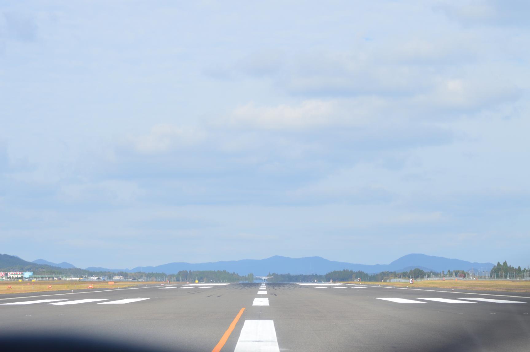 機内に乗り込んだら、いよいよ離陸の準備!-7