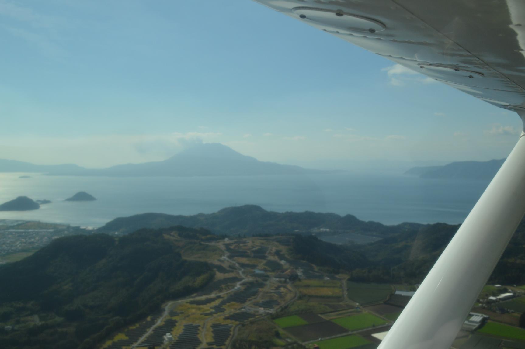 いざ、鹿児島の大空へ!パノラマの景色を楽しもう-8