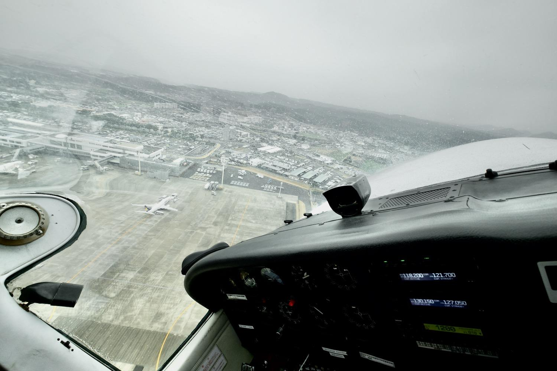 いざ、鹿児島の大空へ!パノラマの景色を楽しもう-1