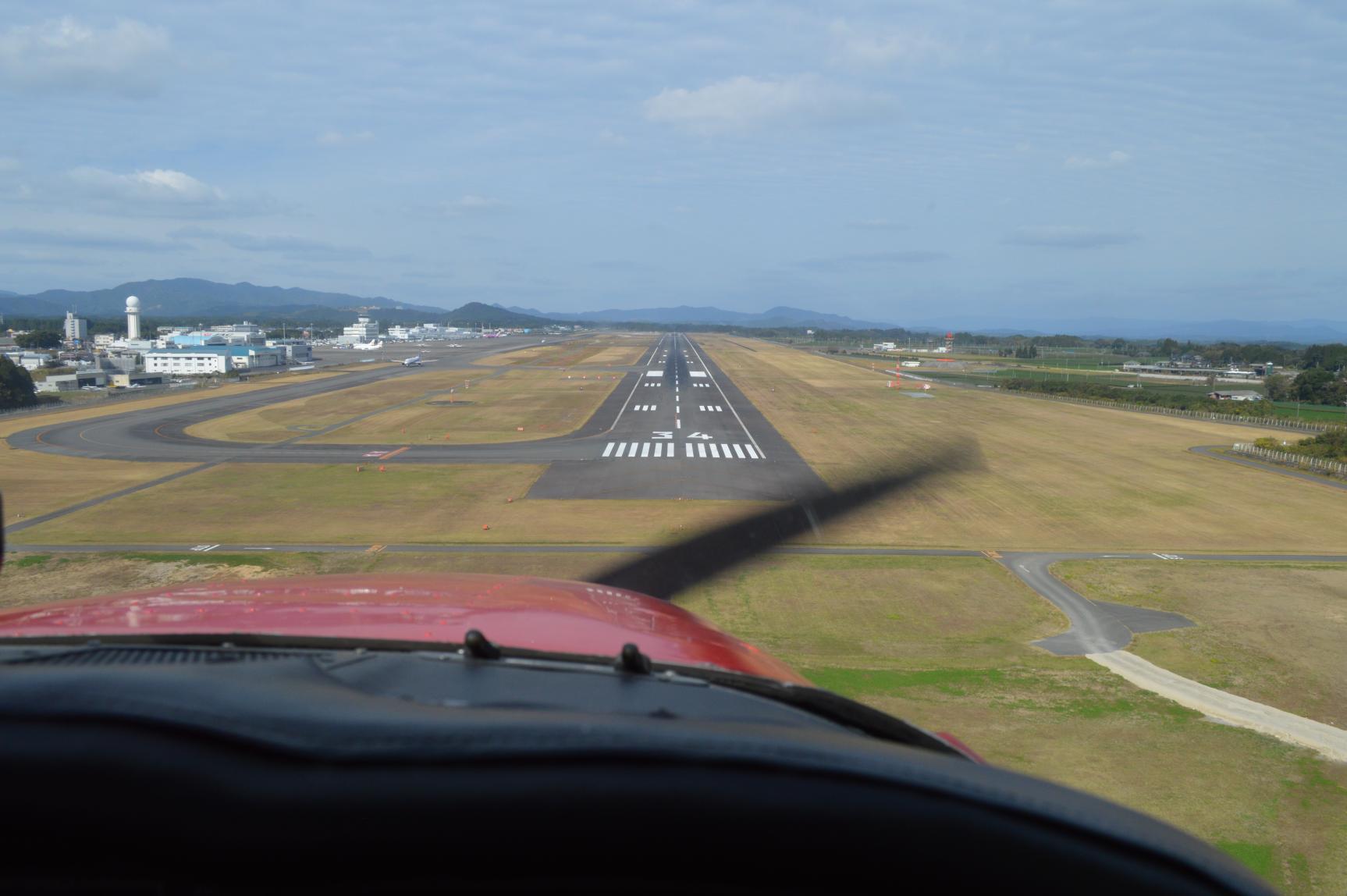 いざ、鹿児島の大空へ!パノラマの景色を楽しもう-9