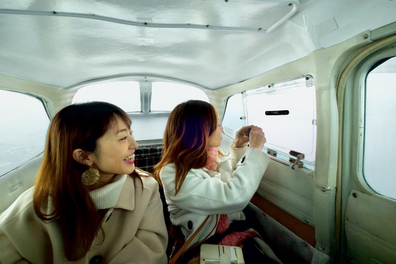 いざ、鹿児島の大空へ!パノラマの景色を楽しもう-5