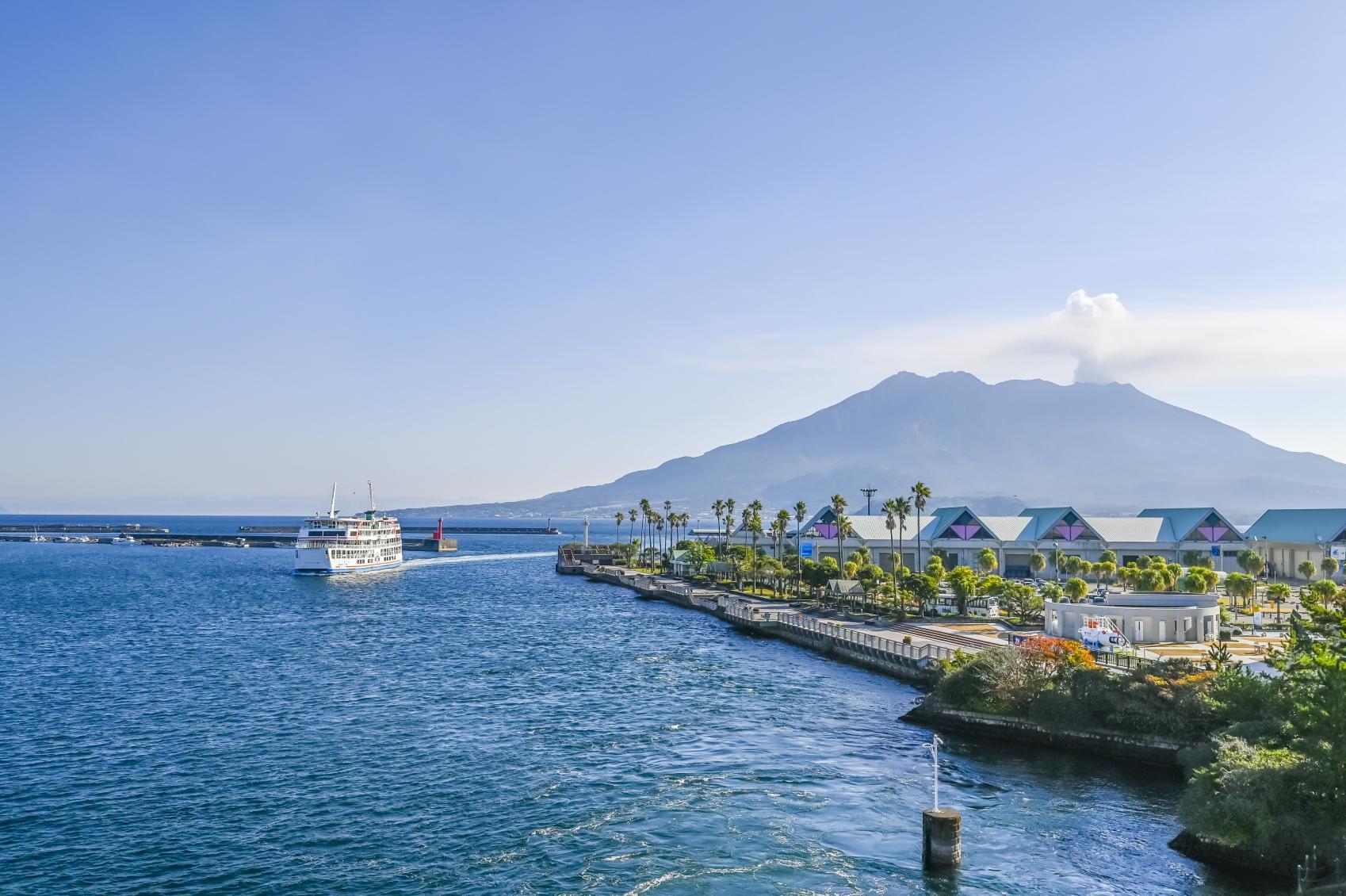 鹿児島市の魅力を再発見! ~秋風を感じながら楽しめるスポットの紹介~-1