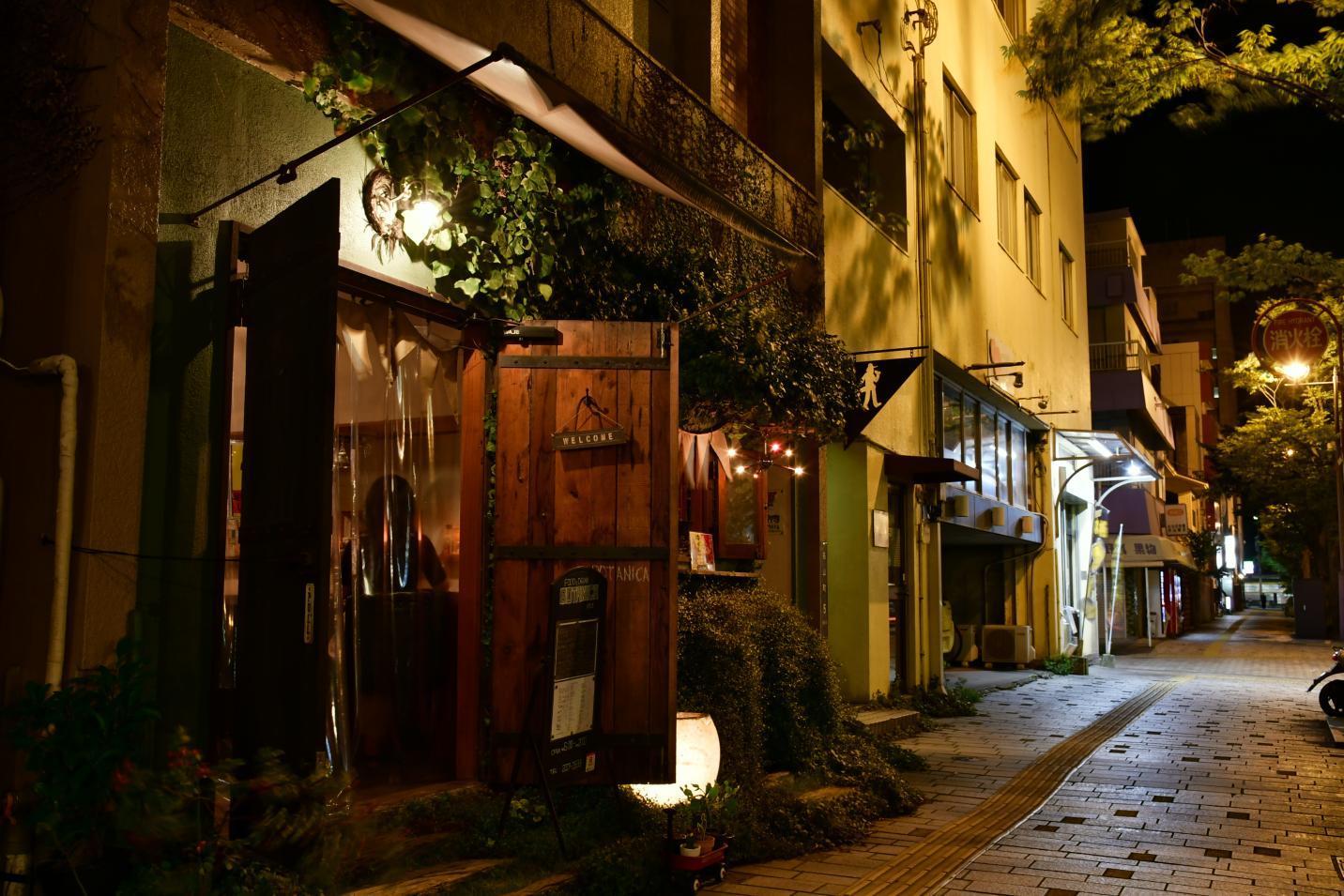 コース13【2】:季節限定「鹿児島の食を楽しむまち歩き」-1