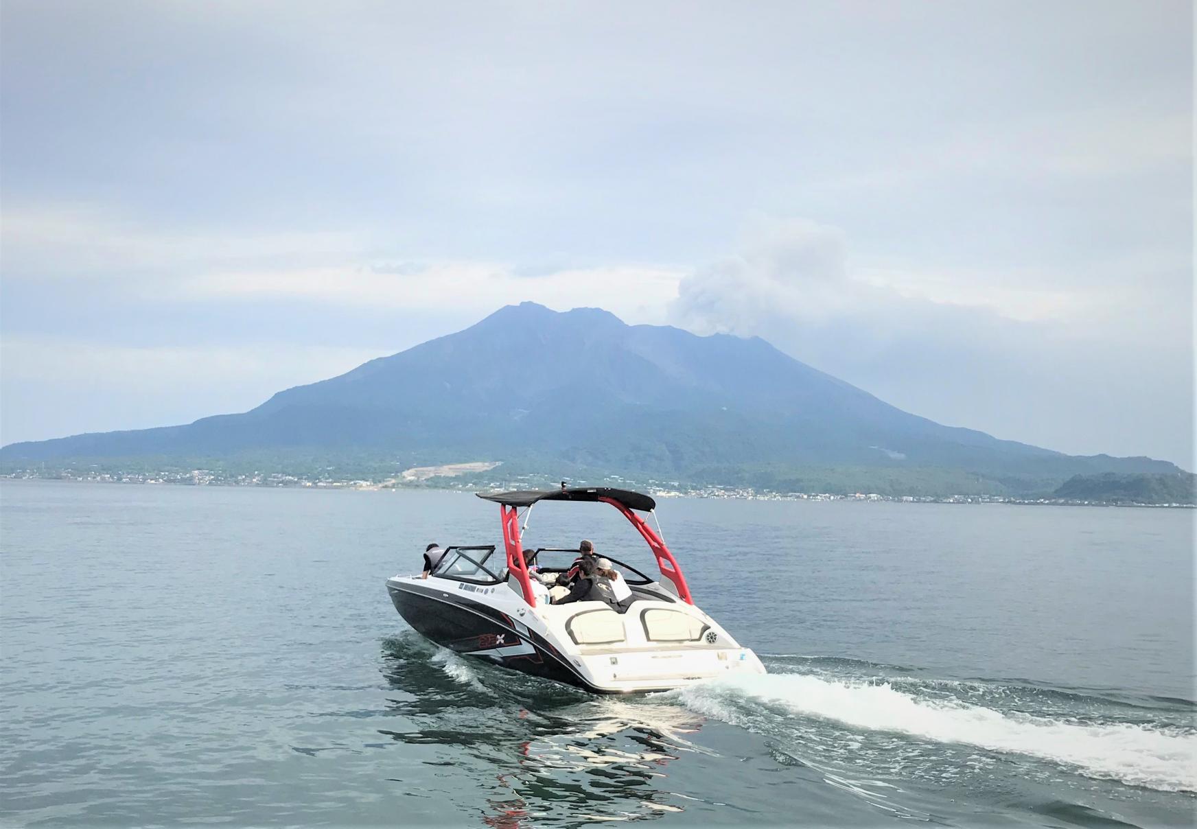 ジェットボートクルーズ-5