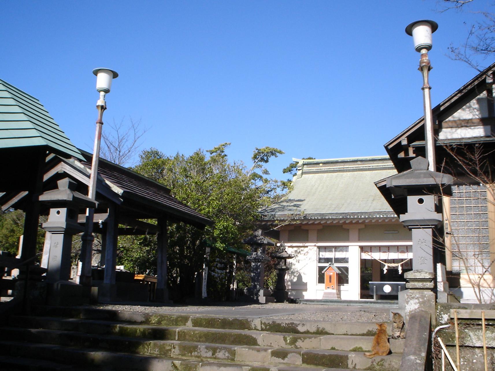 南洲神社-2