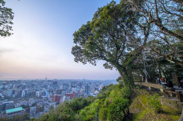 시로야마(시로야마 전망대・시로야마 자연 산책로)-4