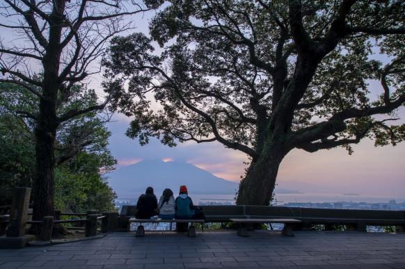시로야마(시로야마 전망대・시로야마 자연 산책로)-3
