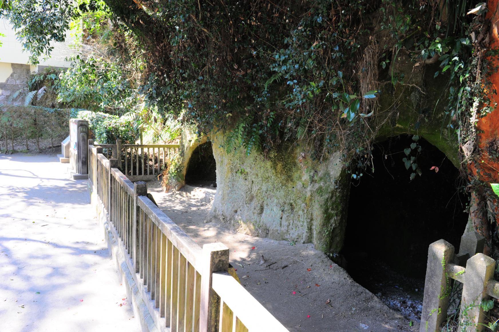西郷洞窟-3