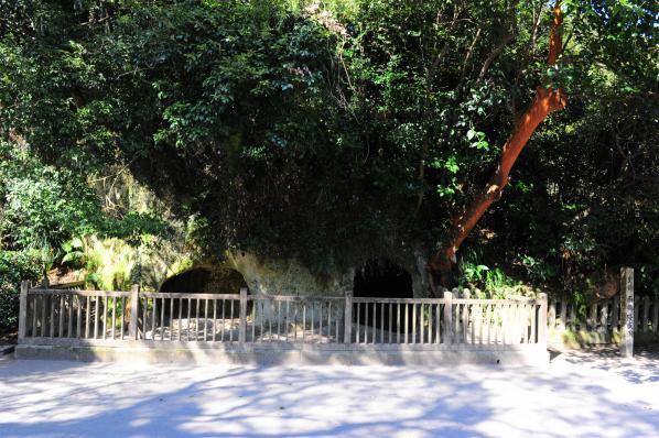 西郷洞窟-0