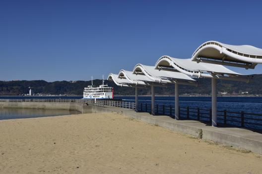 레인보우 해수욕장-1