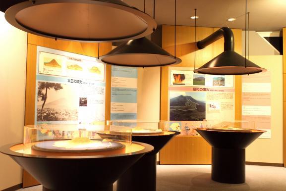 櫻島遊客中心-3