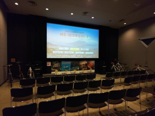 桜島ビジターセンター-5