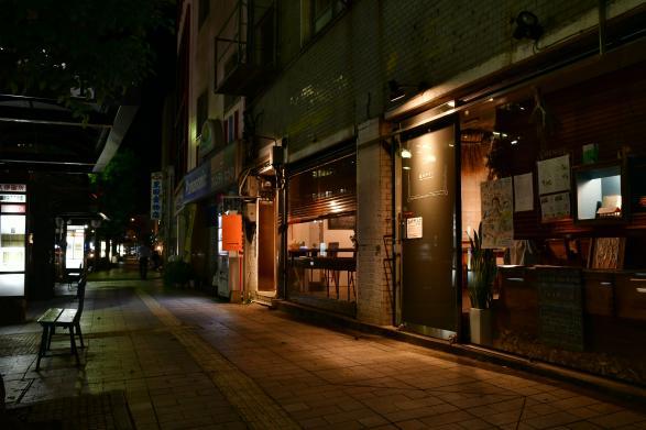 名山堀(巷弄內的餐廳)-7