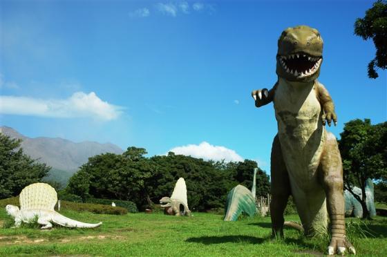 桜島自然恐竜公園-0