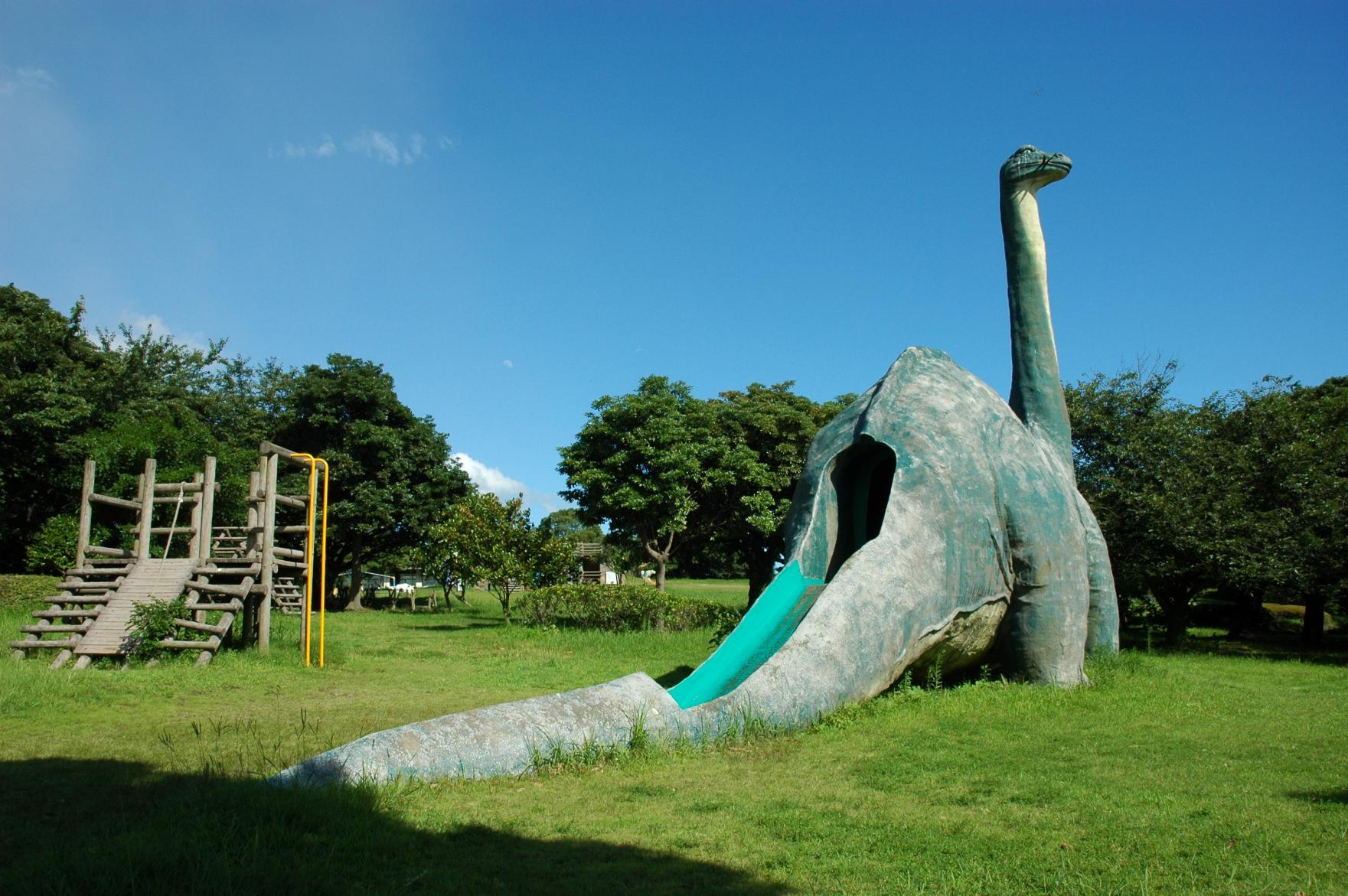 桜島自然恐竜公園-1