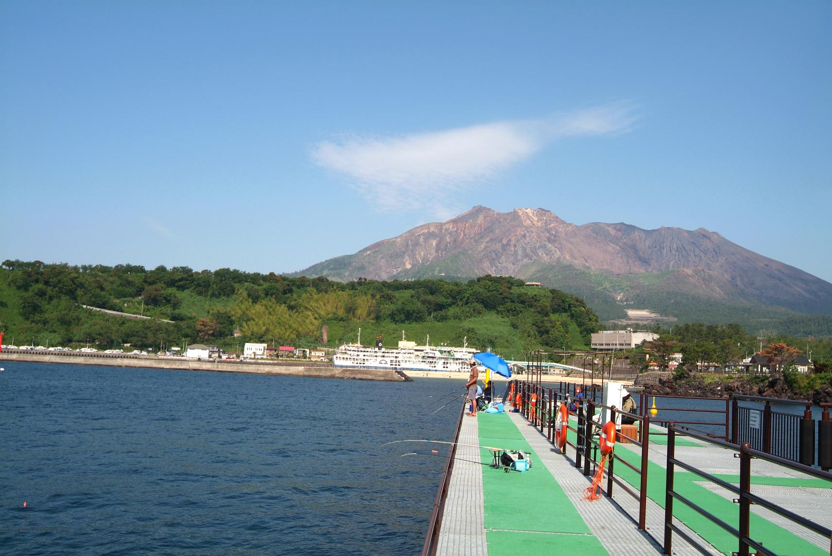 Sakurajima Sea Fishing Park-1