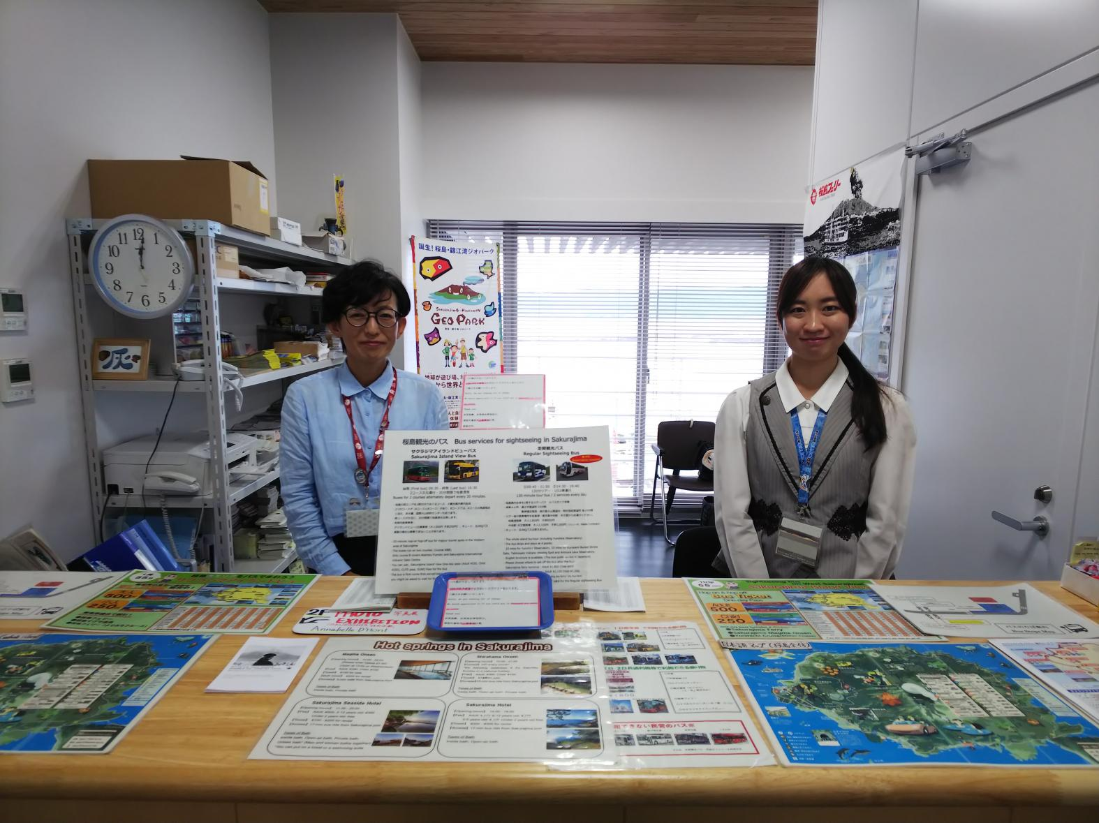 櫻島旅客服務中心(櫻島禮賓中心)-9
