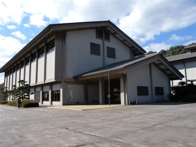鹿児島県歴史資料センター 黎明館-1