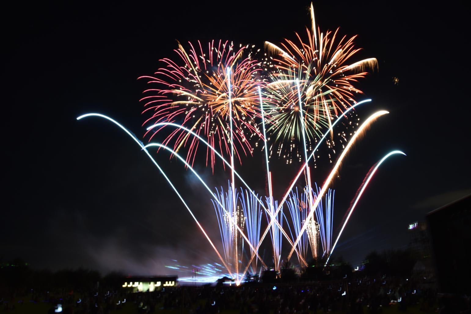 桜島火の島祭り-8