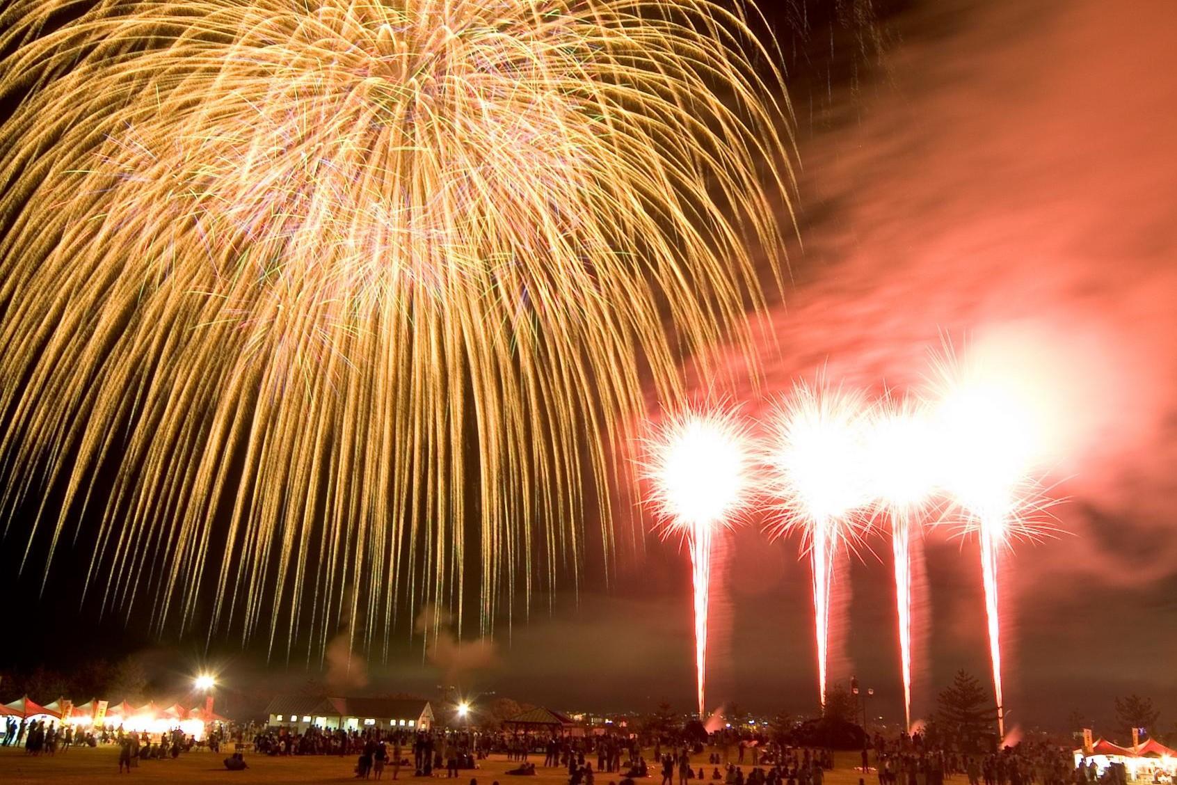 桜島火の島祭り-6