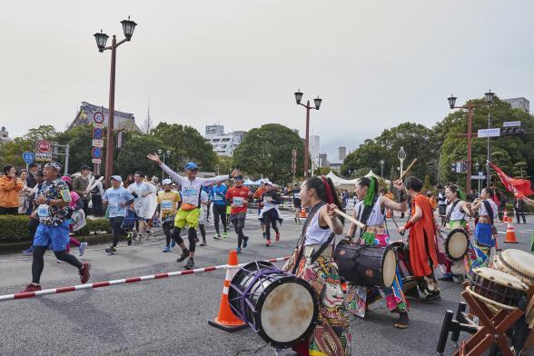 鹿児島マラソン-5