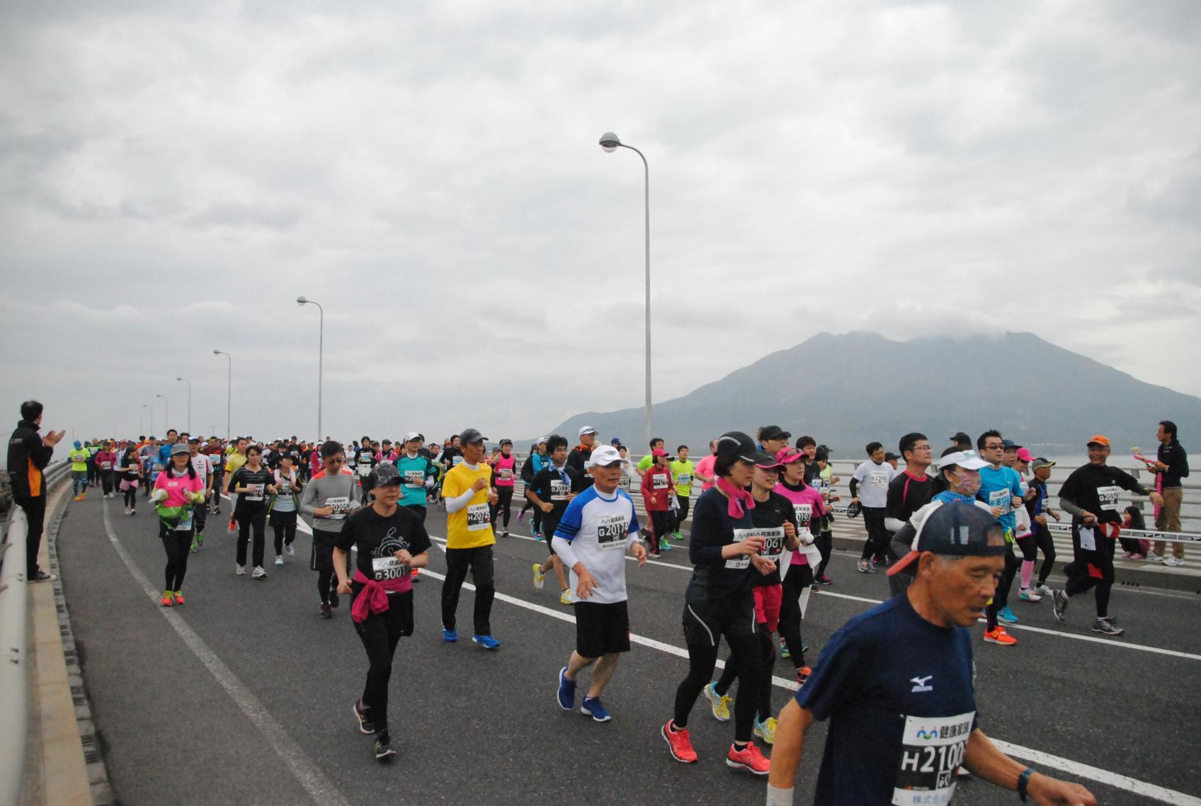 鹿児島マラソン-2