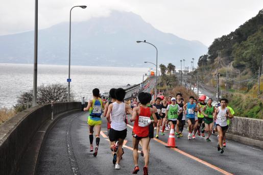 鹿児島マラソン-1