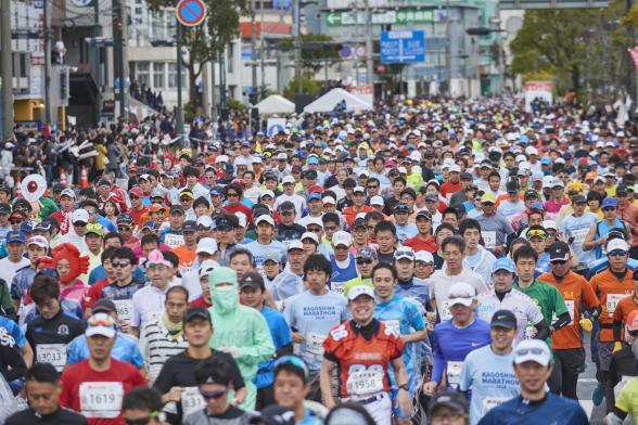 鹿児島マラソン-0