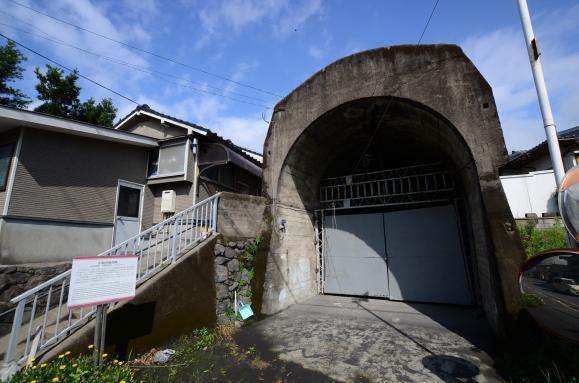 桜島海軍基地跡-2