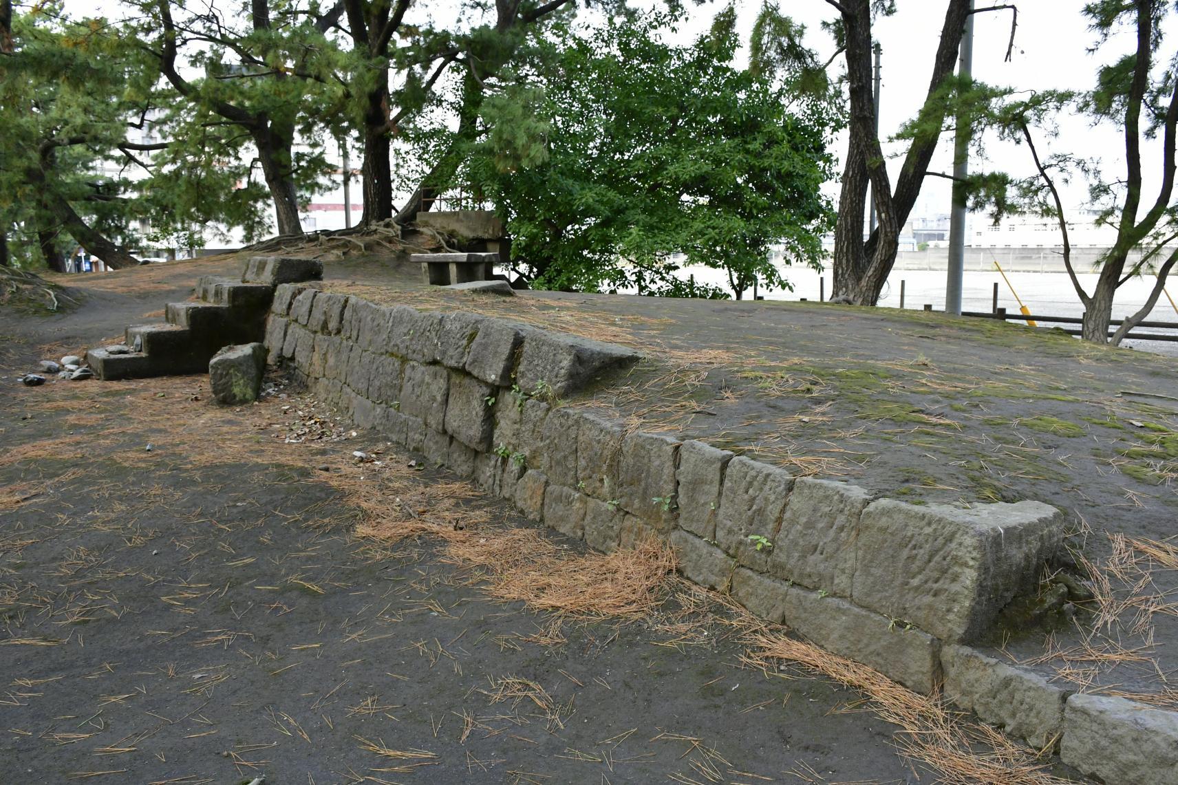 薩英戦争(天保山)砲台跡-2