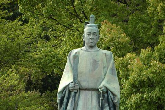 島津斉彬公像-1