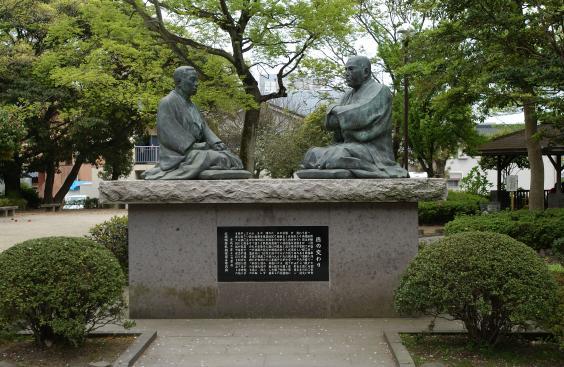 西郷武屋敷跡-0