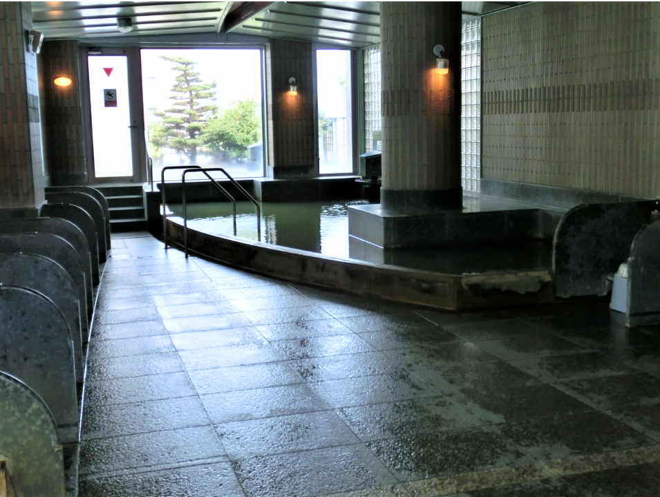 天然温泉 ホテル自治会館-2