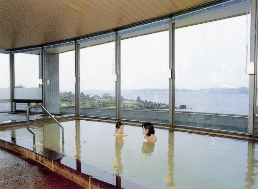 国民宿舎レインボー桜島・マグマ温泉-1