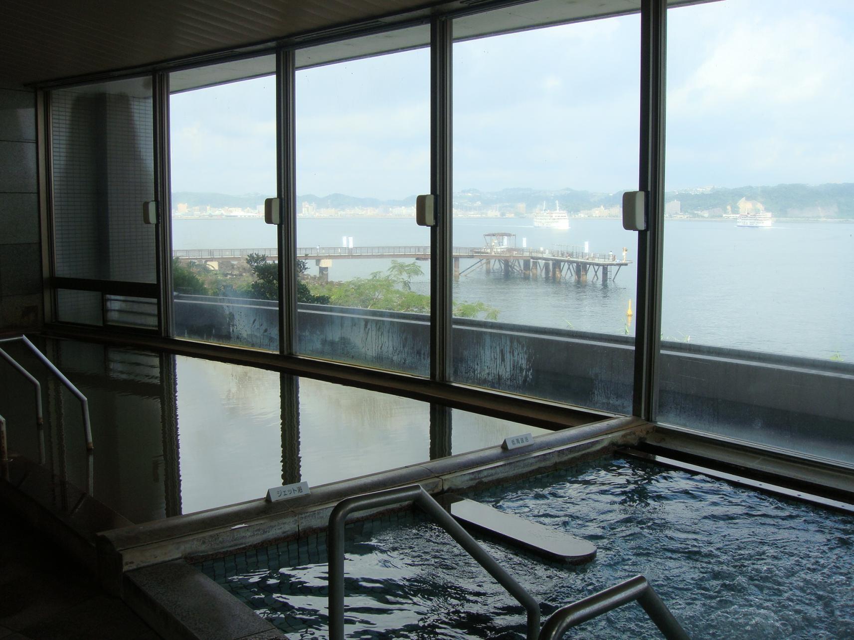 国民宿舎レインボー桜島・マグマ温泉-3