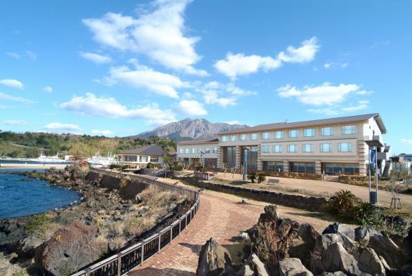 国民宿舎レインボー桜島・マグマ温泉-0