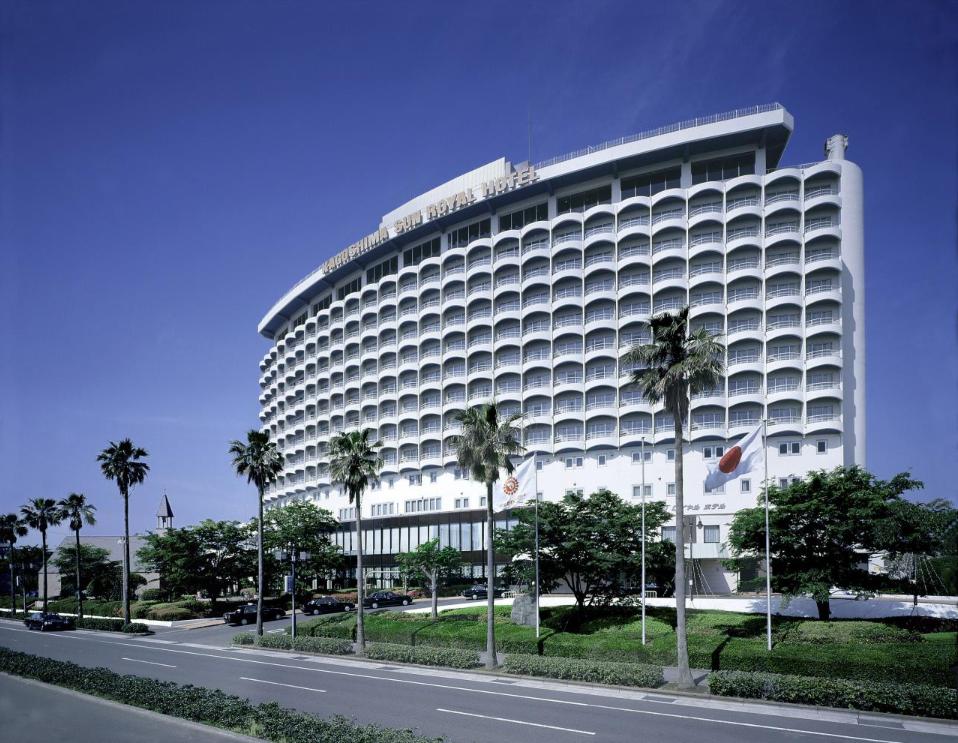 鹿児島サンロイヤルホテル-1