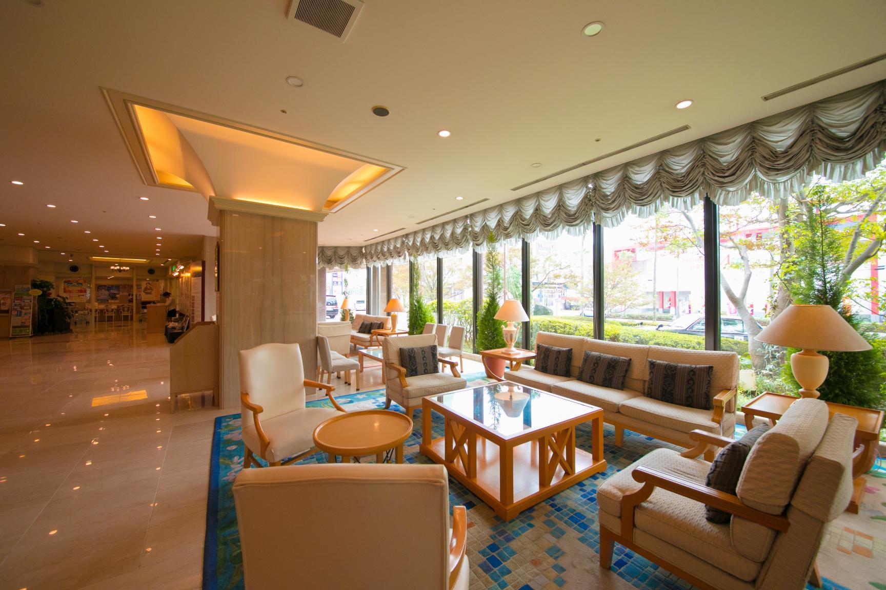 鹿児島サンロイヤルホテル-8