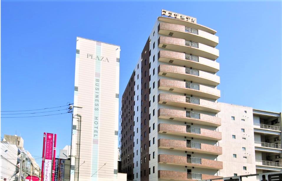 Kagoshima Plaza Hotel Tenmonkan-1